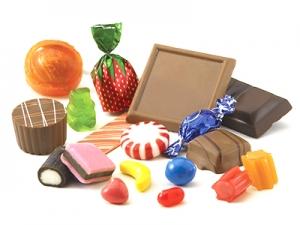 Şeker Ve Çikolata