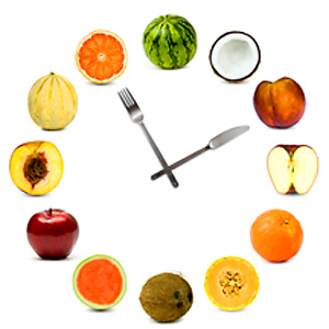 food-clock1