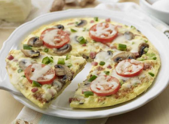omlet-pizza